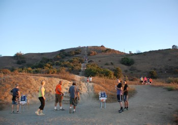 Conquer The Overlook 2015 – The Toughest 5K Run/Walk & Stair Climb