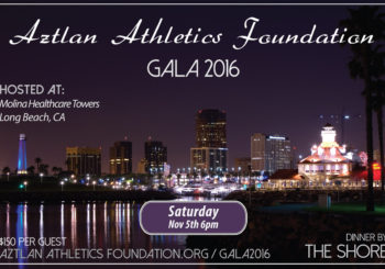 Aztlan Athletics Foundation Gala 2016