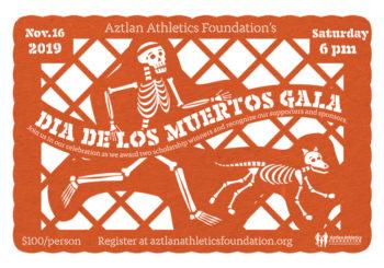 Dia De Los Muertos Gala 2019