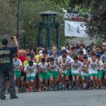 4-Mile Hill Challenge Start