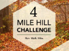 4 Mile Hill Challenge 2020